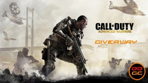 cod aw giveaway